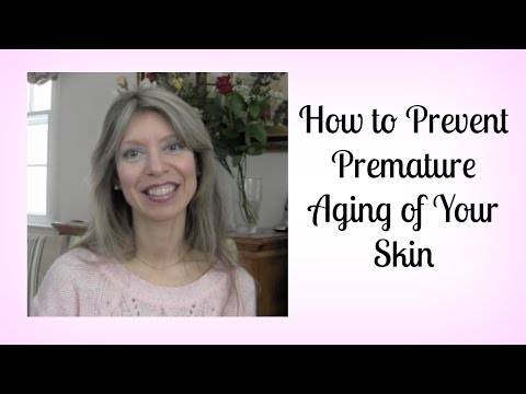 Young Adults:  How To Prevent Premature Skin Aging and Wrinkles
