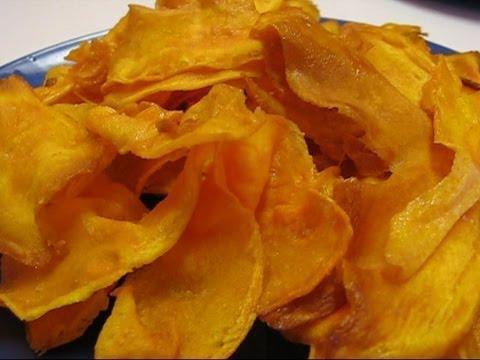 Betty's Crispy Sweet Potato Chips