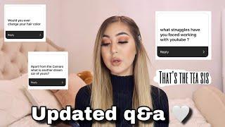 Updated Q&A !!!