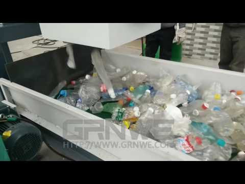 Label remover for plastic bottles [removing rate: 98%]