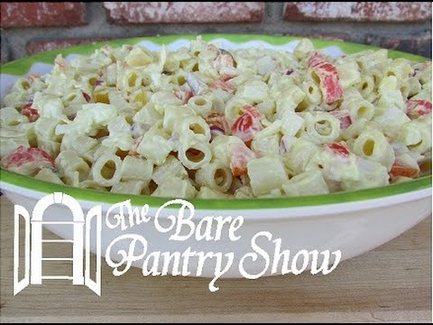 Crab and Pasta Salad