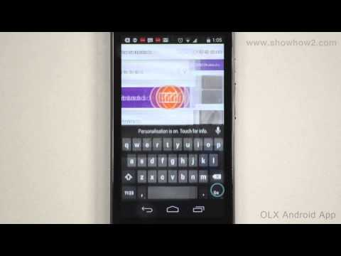 OLX Android App - How To Call An Advertiser