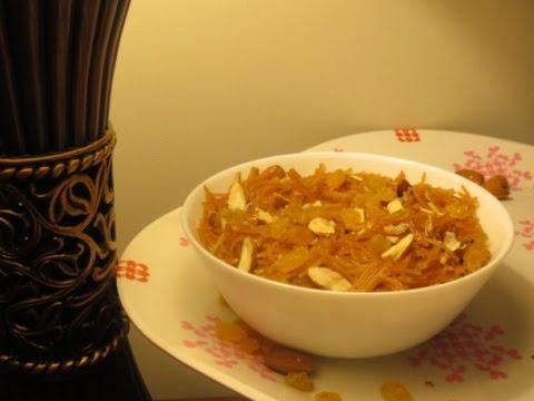 Microwave Variations of Sweet Vermicelli/ Meethi Seviyan | Poonam's Kitchen