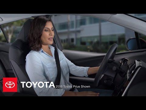 2016 Toyota Prius How-To: 2016 Prius Drive Modes | Toyota