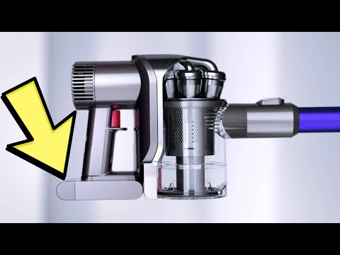 How To Fix A Dyson Cordless Vacuum That Won't Turn On | Dyson DC59 Animal Exclusive Vacuum | V6 | V7