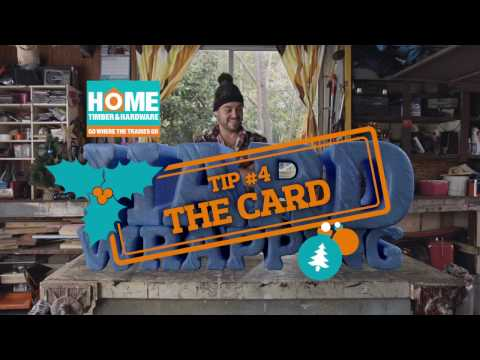 Hard Wrapping - Tip 4
