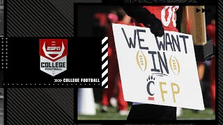 Who are the top 6 college football teams in the nation?   College Football Playoff