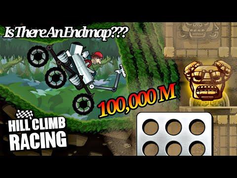 Hill Climb Racing   The Jungle Endmap   Is It Possible??