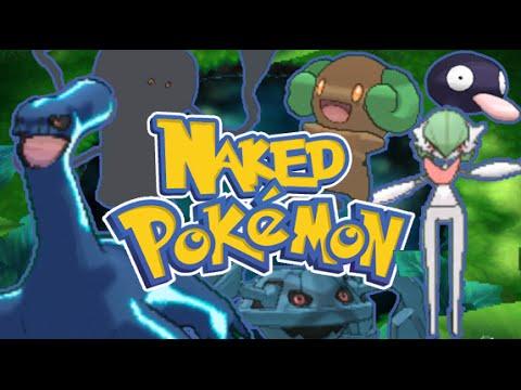 Naked Pokémon! - Pokémon Models in ORAS Simplified!
