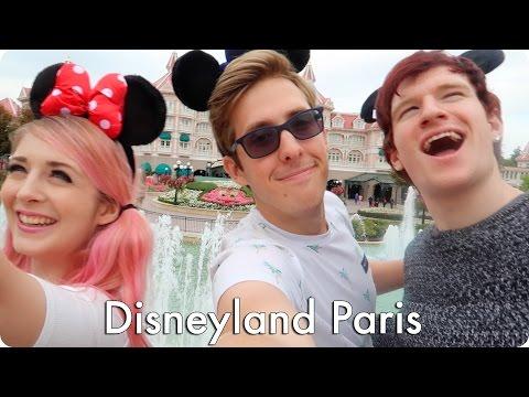 Disneyland Paris 2016! | Evan Edinger Travel