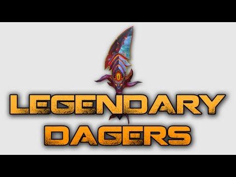 NivQ&A: Rogue Legendary Daggers