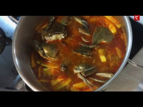 Crab Soup | hot recipe