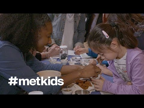 #MetKids—World Culture Festival: Journeys