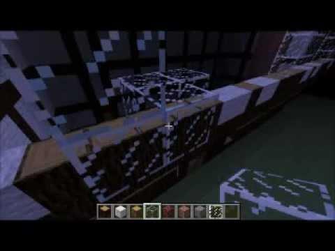 How to build a tudor house tutorial