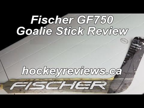 Fischer GF750 Goalie Stick Final Review