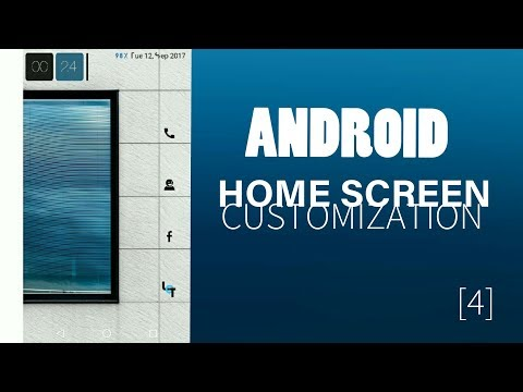 Android homescreen customization [4]
