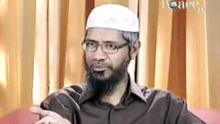 Dr Zakir Naik on Wife