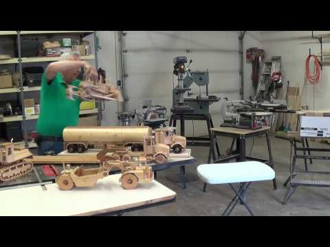 #1 Wooden Toy Replicas