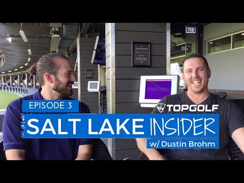 Salt Lake Insider 003 | Topgolf | $1,000 Holes-in-One, Mac & Cheese Burgers & Celebrities