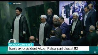 Rafsanjani Dies: Iran