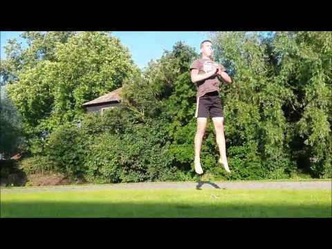 How To JUMP HIGHER On Ground - 3 Exercises To Do High Flips And Tricks - Leg Workout