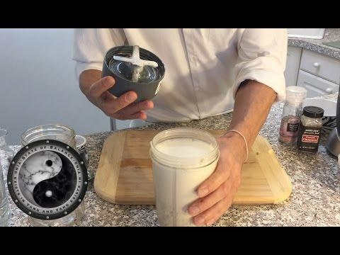Don't Drink Commercial Almond Milk - How to Make Almond Milk