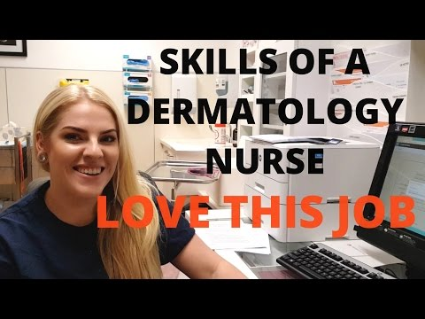 My life as a dermatologist- behind the scenes