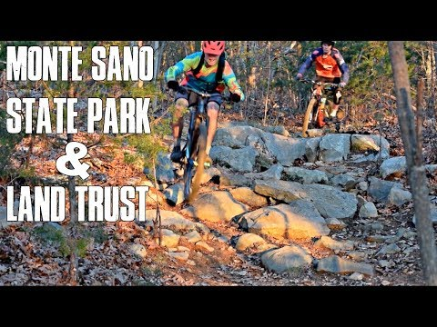 Rocky, Rugged, and Rowdy Mountain Biking at Monte Sano! | SE Shreds Ep.2
