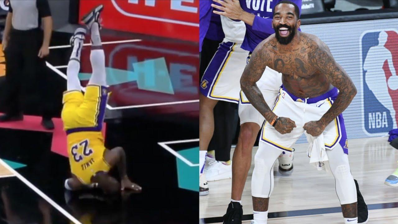 """NBA """"Glitching"""" MOMENTS"""