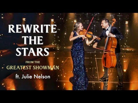Rewrite the Stars - Violin/Cello EXTENDED STORY Version (from the Greatest Showman) The Piano Guys