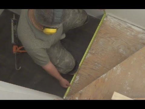 Stairs Installation: How to Install Hardwood or Laminate on Triangle Stairs MrYoucandoityourself