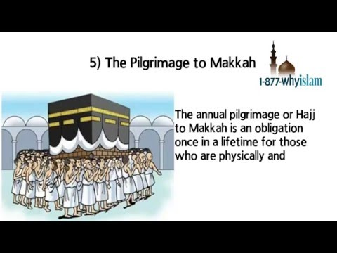 Whiteboard animation| Explainer video for Pillars of ISLAM and IMAN