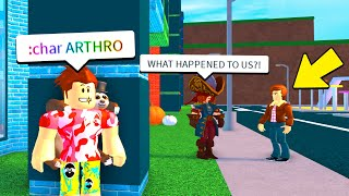 TURNING PEOPLE INTO ARTHRO PRANK WITH ADMIN! (Roblox)