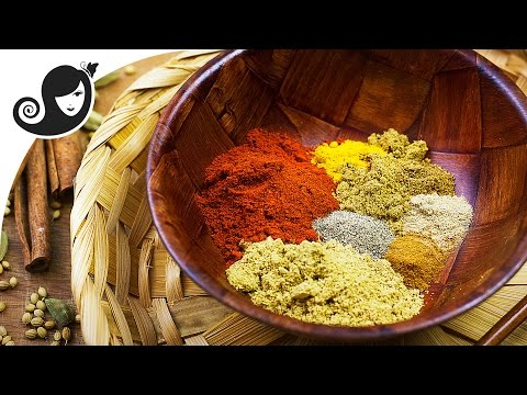 Homemade Tikka Masala Spice Mix | Vegan/Vegetarian Recipe