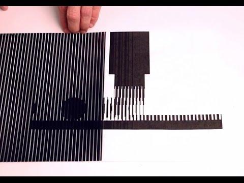Amazing Animated Optical Illusions! #6