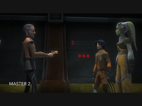 [Gall Trayvis Betrayed The Rebels] Star Wars Rebels Season 1 Episode 12 [HD]