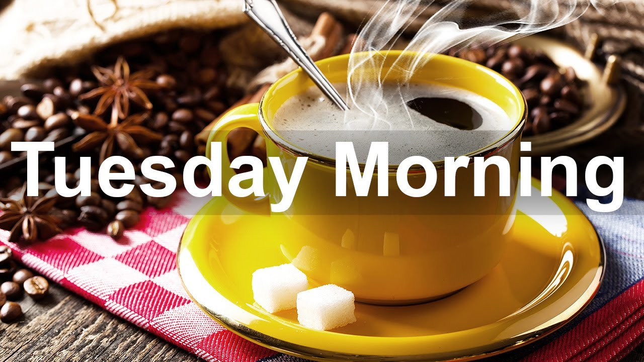 Tuesday Morning Jazz - Relax Jazz and Bossa Nova Music for Happy Morning