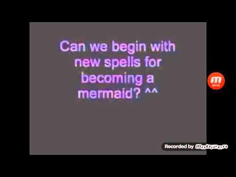Mermaid spells that will work