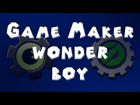 Old Game Maker Projects - Wonder Boy