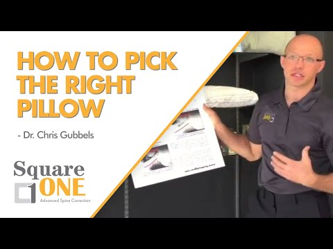 How To Pick The Right PIllow To Reduce Neck Pain
