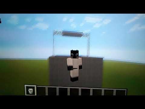 Minecraft milk bucket house