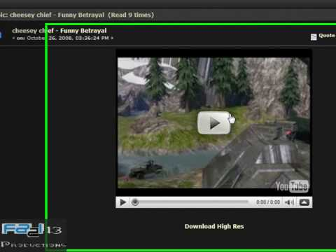 How to Capture Halo 3 Machinima W/O Capture Card (No GameVee