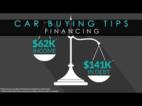 Car Buying Tips - Financing PT3