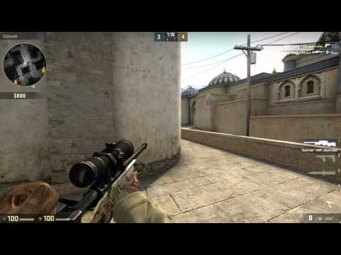 Counter-Strike: Global Offensive - AWP ACE!