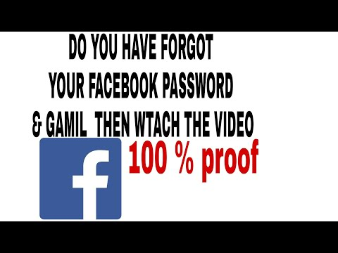 HOW TO KNOW YOUR SAVE PASSWORD FB|| GMAIL || 2018 lattest update