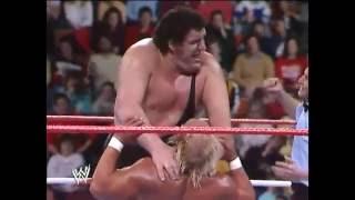 Hulk Hogan Vs Andre The Giant The Main Event 1988