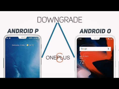 OnePlus 6 : Downgrade from Android P Beta to Stable Oxygen OS [Guide]