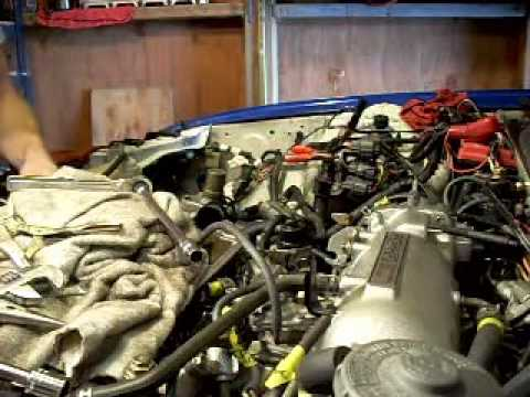 (4of8) Replace H22a Headgasket, valves, and valve seals