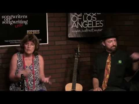 Songwriters on Songwriting, LIVE - Interviews by Paul Zollo. Episode 5: TERRE ROCHE
