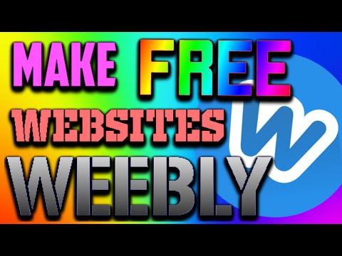 How To Make A Website On Android - Weebly